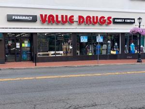 Huntington Value Drugs